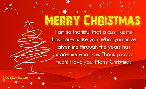 Superior Christmas Wishes For Parents In Law