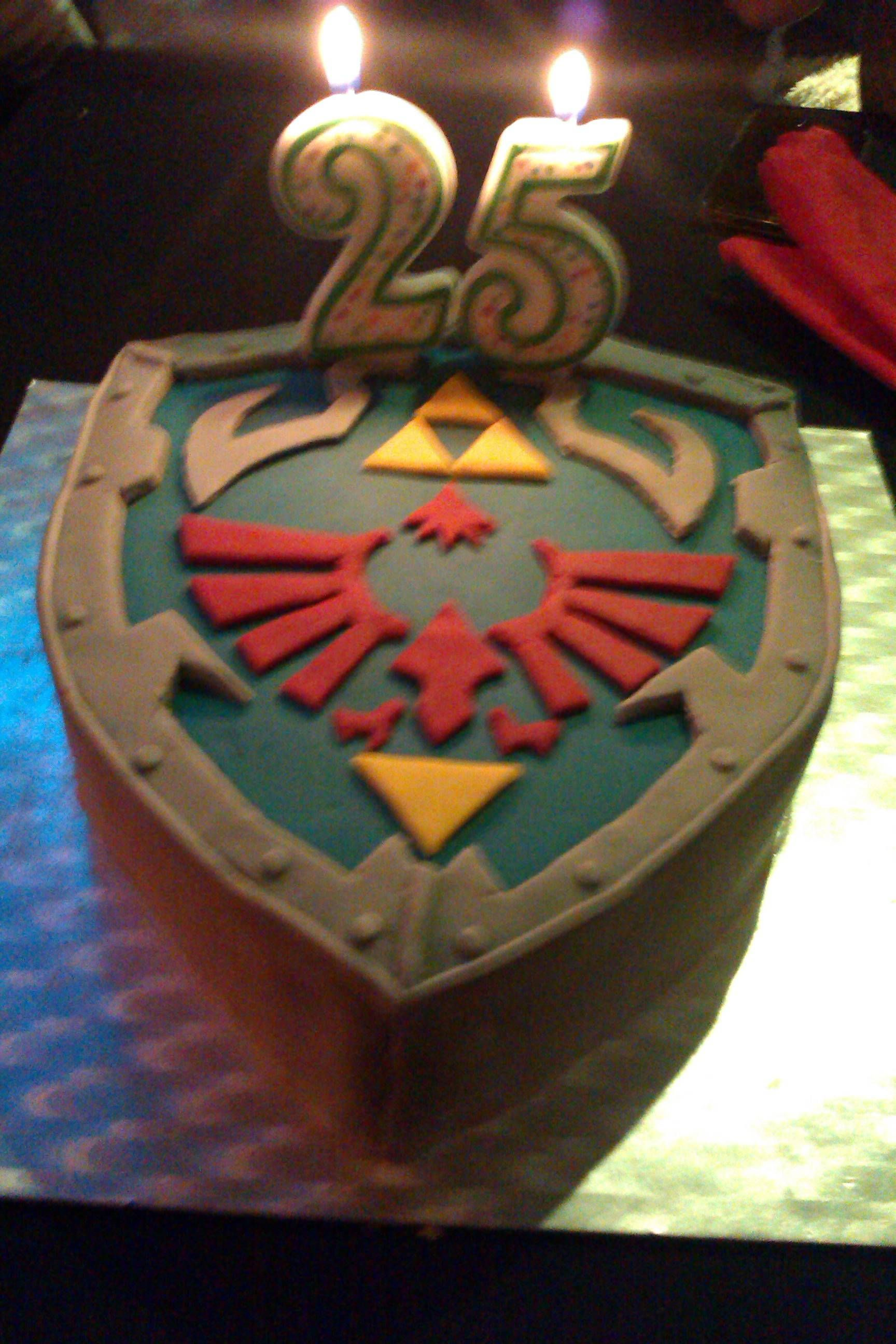 My Girlfriend Made Me This Awesome Cake Birthday Cake For Him