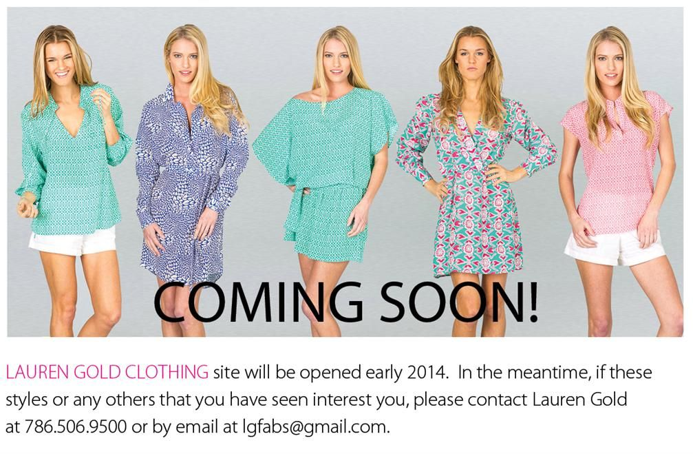 Lauren Gold Clothing
