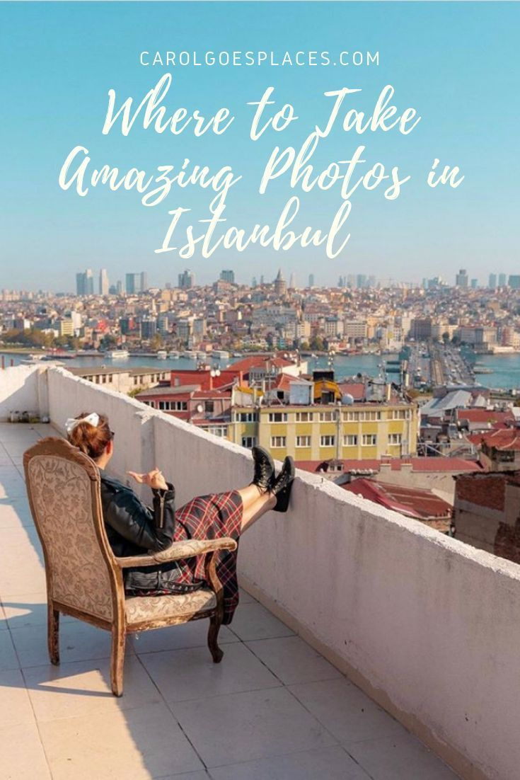 Instagrammable places in Istanbul - Top 5 * carol