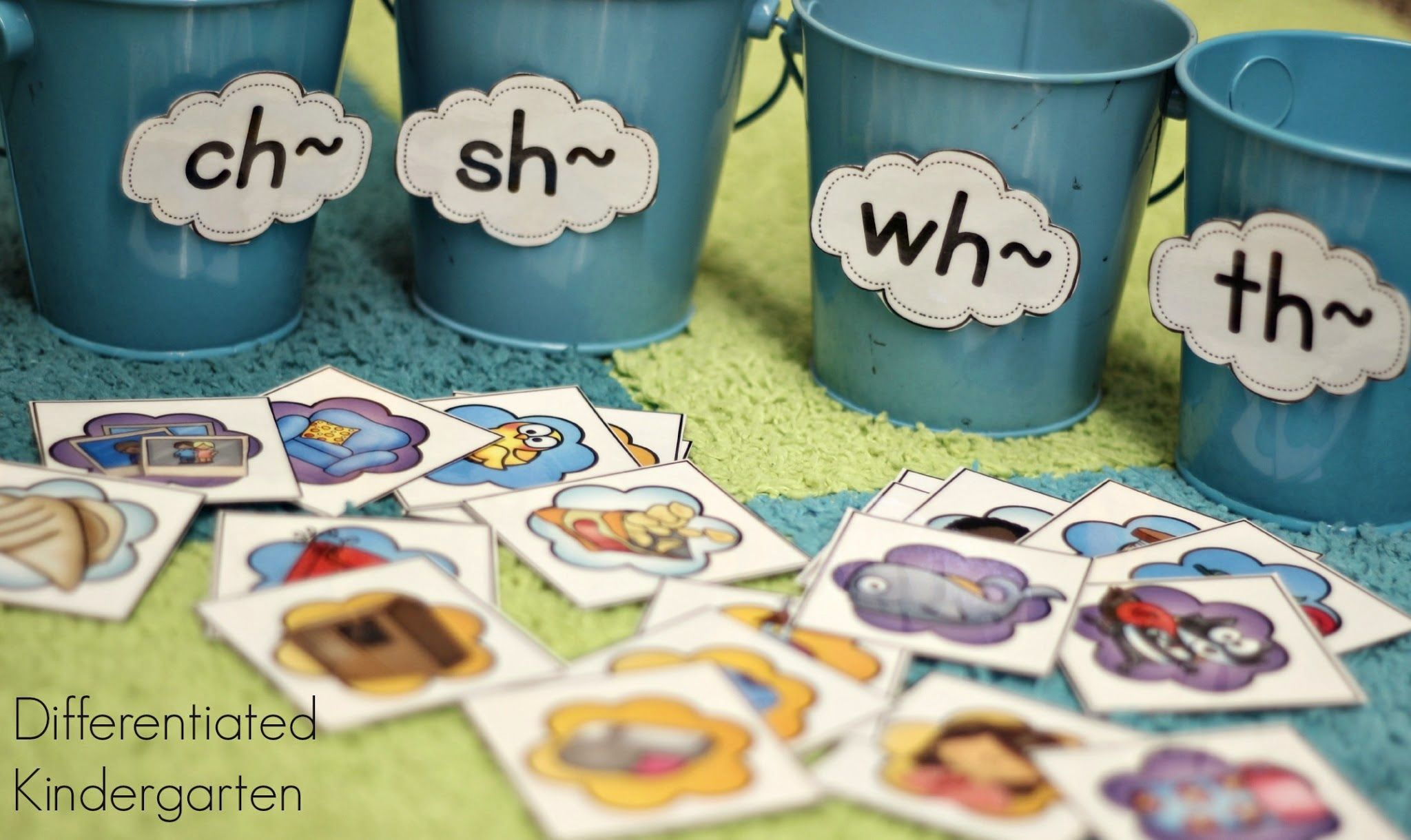 Spring Into Differentiated Word Work