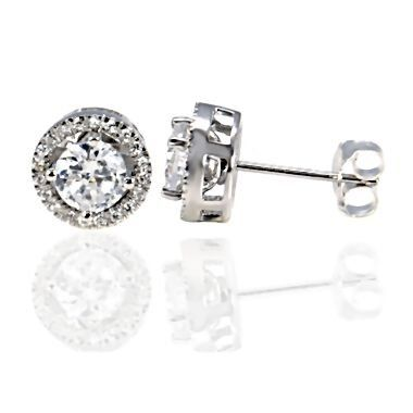 Sterling Silver Removeable 10mm Halo Earring Jacket with 6mm Russian Ice on Fire Diamond CZ Gemstone Cast Basket Stud Earring Set, Kristina, 1.70 carats - See more at: http://jewelry.florentt.com/jewelry/earrings/earring-jackets/sterling-silver-removeable-10mm-halo-earring-jacket-with-6mm-russian-ice-on-fire-diamond-cz-gemstone-cast-basket-stud-earring-set-kristina-170-carats-com/#sthash.OIZ6bPZw.dpuf