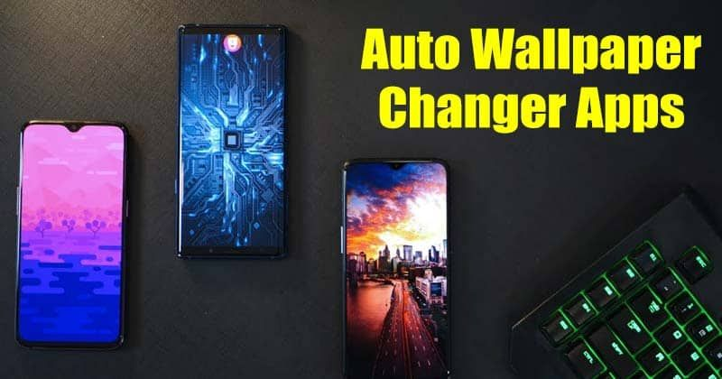 Automatic Wallpaper Changer Plus Is A Tool To Automatically Change Your Desktop Wallpaper At Specified Interva Wallpaper Windows Windows 10 Desktop Backgrounds