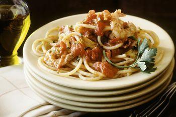 Capellini Pomodoro Angel Hair Pasta With Tomatoes Recipe