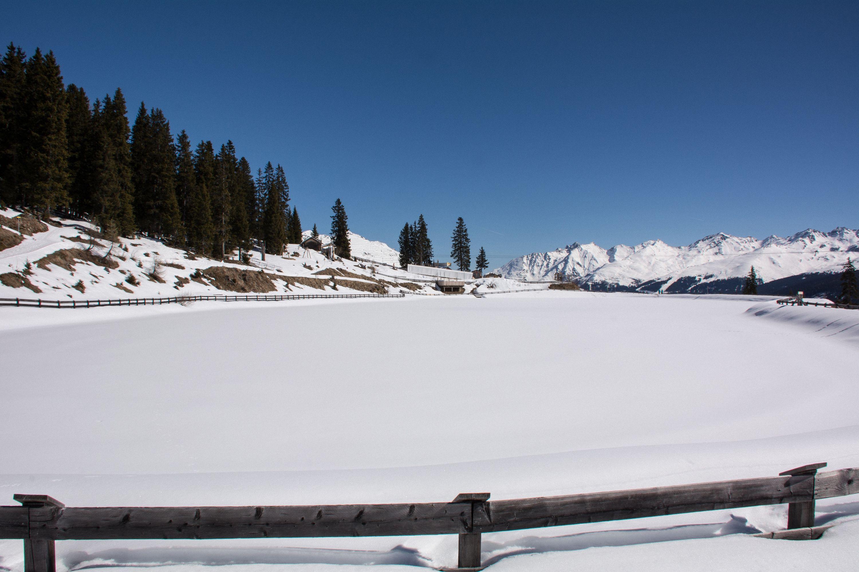 Speichersee Kappl/Dias im Winter