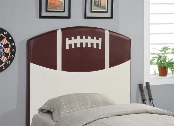 Twin Football Headboard - Homeclick Community