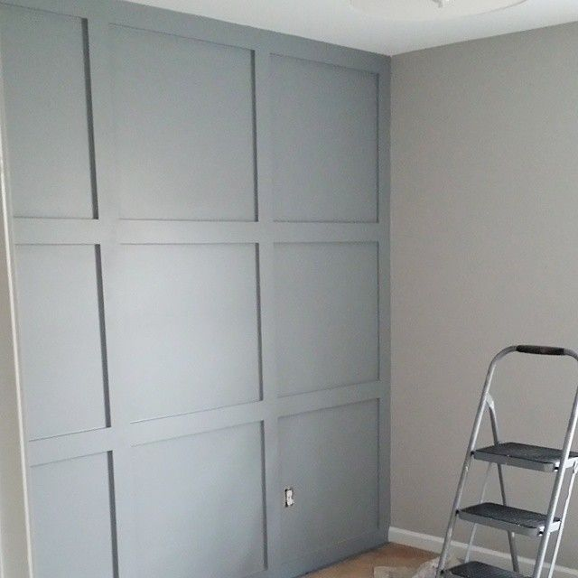 Unfinished Basement Bedroom