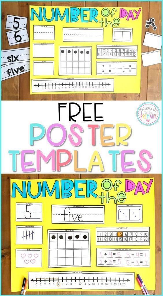 Kindergarten Calendar Routine Ideas : Having a number of the day routine in your kindergarten