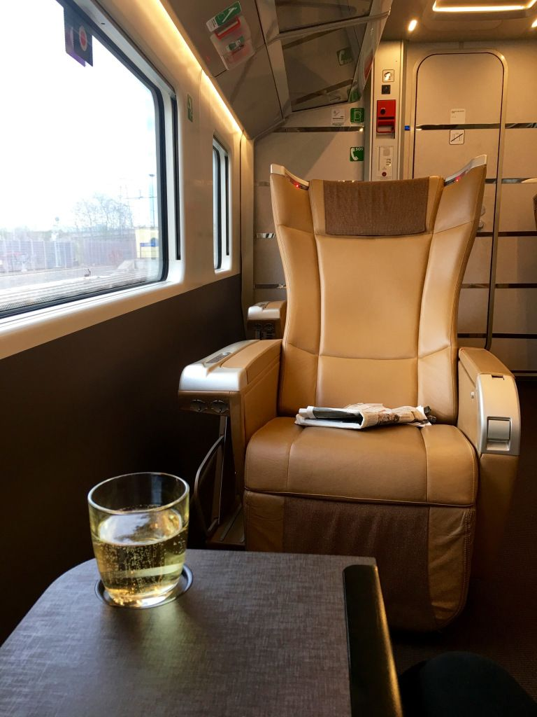 Frecciarossa Train First Class Seating With Complimentary Prosecco Amalfi Coast Italy Travel Amalfi Coast Travel Amalfi Coast Italy