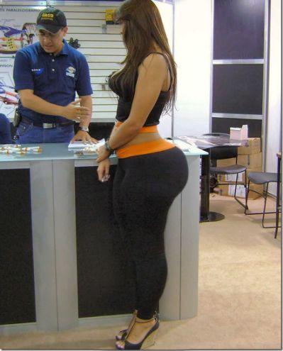 nice ass gf