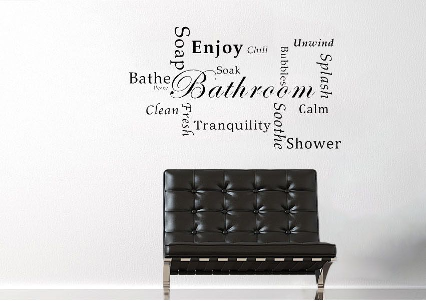 trying to find something modern this stunning text quotes wall