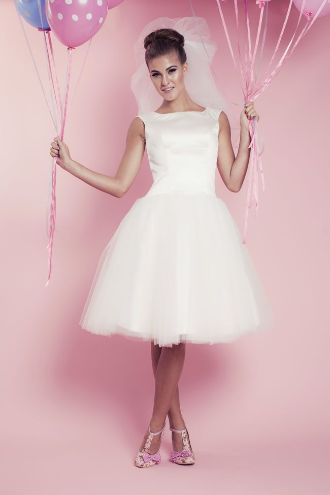 Budget-savvy brides will love the new Kitty & Dulcie collection ...