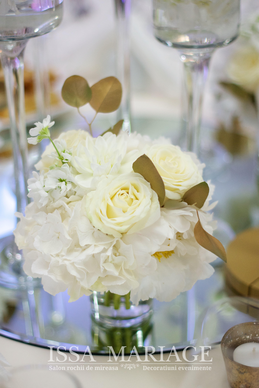 Decoratiuni Si Aranjamente Florale Din Flori Naturale Pentru Candy