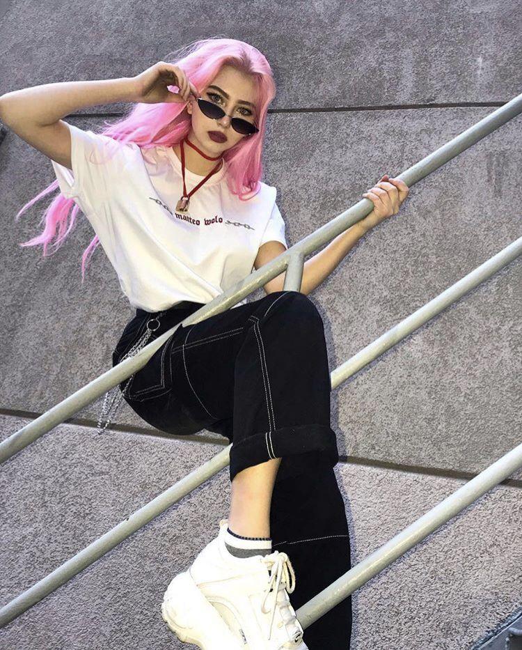 ĒŃÈMŶØFTHEDĒVIL Aesthetic clothes, Outfit inspirations