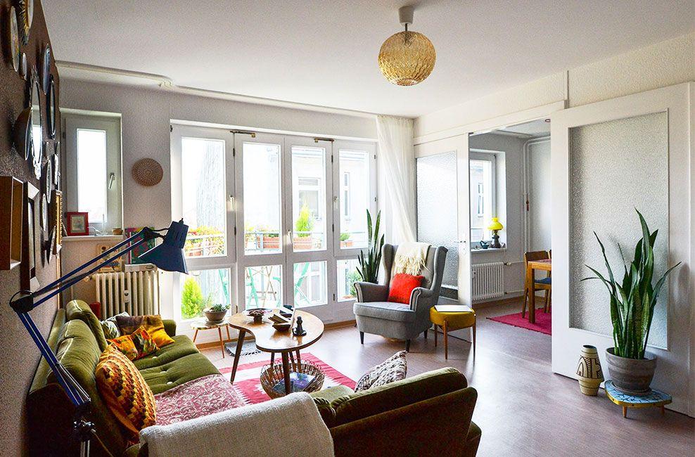 a shopkeeper s home in berlin interior design ideas. Black Bedroom Furniture Sets. Home Design Ideas