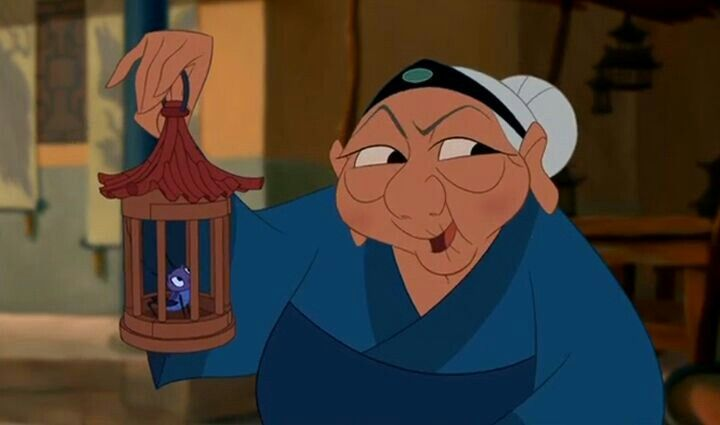 Favorite Mulan characters countdown - Day 14: Pick your