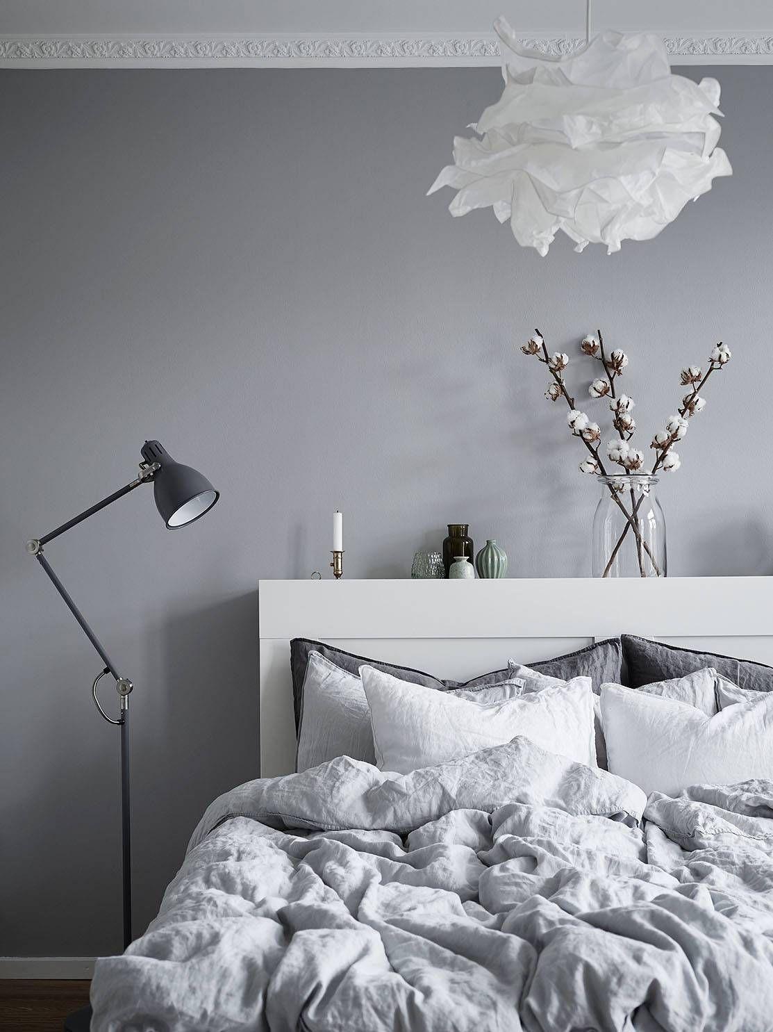 Fantastisch Die Standard Wandfarbe Funktioniert Nur, Wenn Auch Ein Konzept Dahinter  Steht. Worauf Man Bei Der Wandgestaltung Mit Weiß Achten Muss.