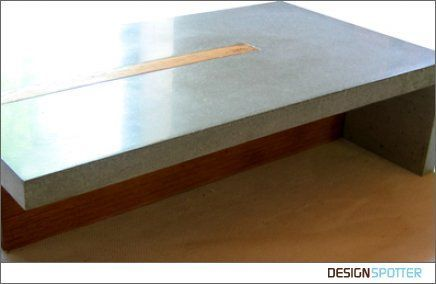 Stone Inlay Concrete Countertops   Google Search