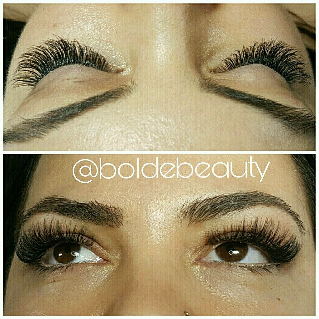 938a3fa02f3 Volume lash extensions. D Curl 0.07 9-10-11-12-13-14 | lashes in ...