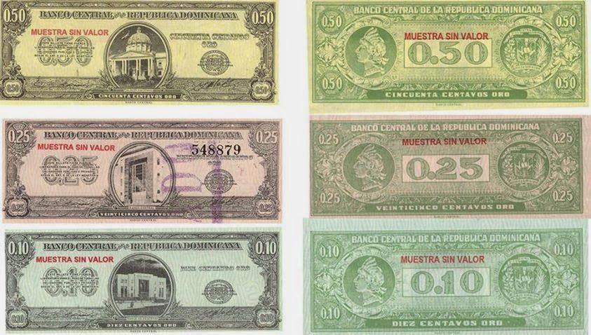 50 Centavos Republica Dominicana