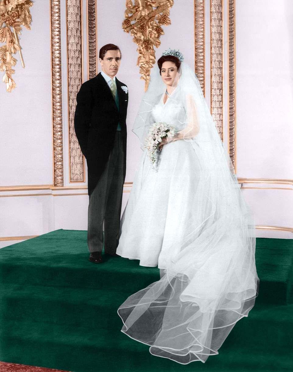 Daily Mail Revisits Princess Margaret S Stylish Nuptials