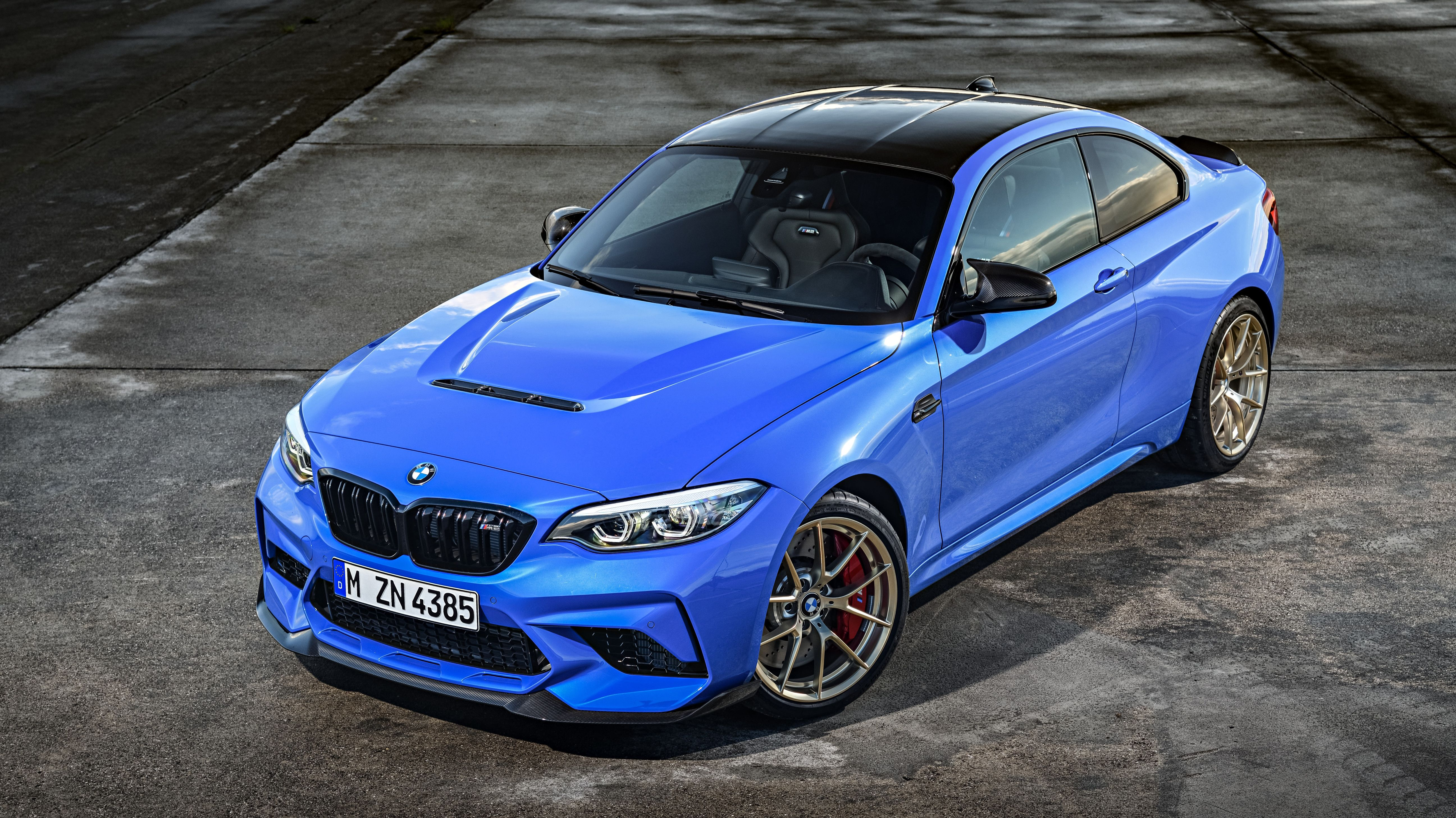 The 2020 Bmw M2 Cs Dethrones The M2 Competition In Almost Every
