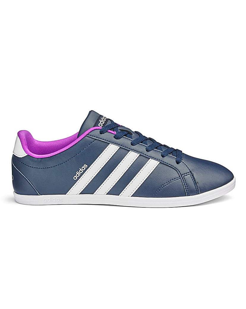 Adidas VS Coneo QT Womens Trainers | Adidas, Girls shoes