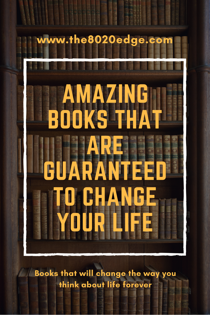 14 Books That Have Changed The Way I Look At Life Books And Movies