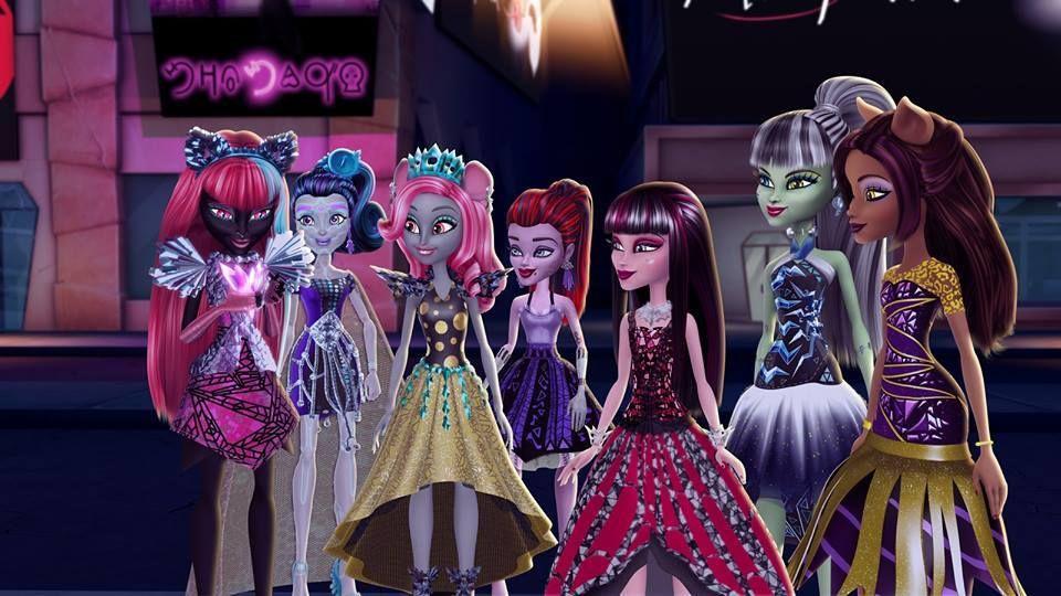 Boo York Monster High Characters Monster High Cosplay Monster High