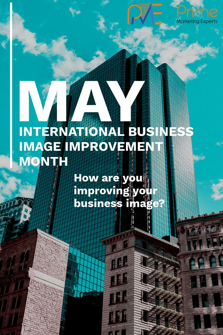May is International Business Image Improvement Month! 😀 Focus on one initiative this month to improve your business image, and you will see great results! 📈 How are you improving your business image this month? 👔 . . . #businessimage #smallbusinessowners #businessbranding #brandingagency #brandinginspiration #brandingstrategy #branding101 #brandingexpert #logobranding #brandingconsultant #smallbusinessstrategy #businessimprovement #businessgrowth #growthagency #marketingagency #brandingagenc