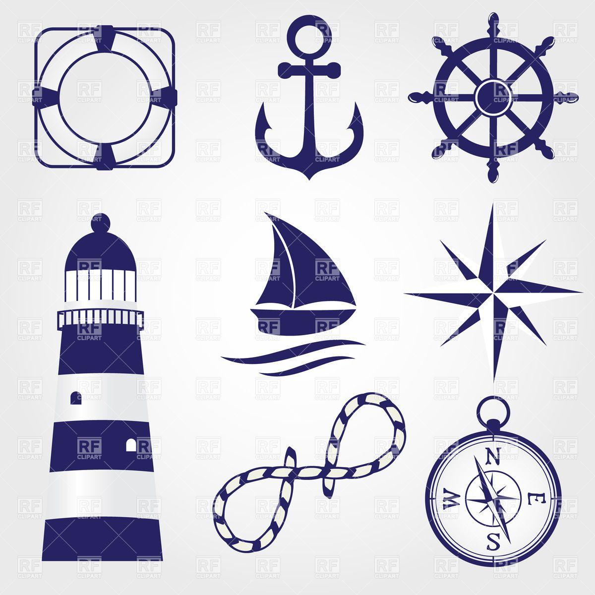 Nautical Symbols And Meanings nautical symbols - Goo...