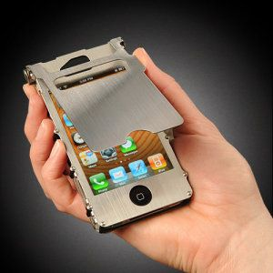 Crkt one of my favorite knife designers made an iPhone case... Thank you Dan Jackson for this info :)