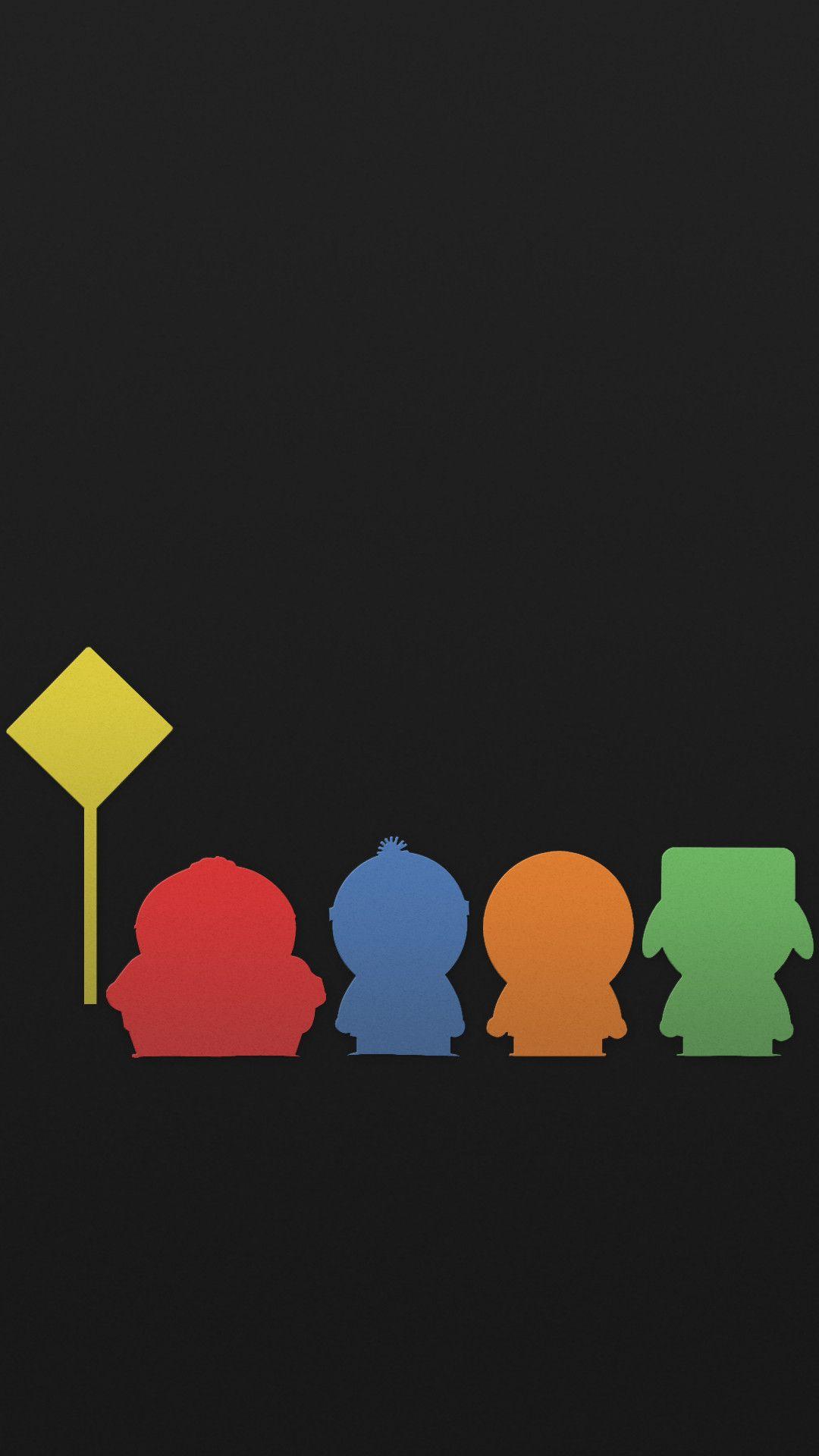 1080x1920 South Park Wallpaper Mobile 1080x1920 Ideas De