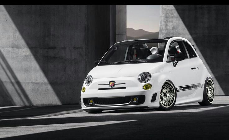 Pin By Akoni Martin On Rides With Images Fiat 500 Fiat