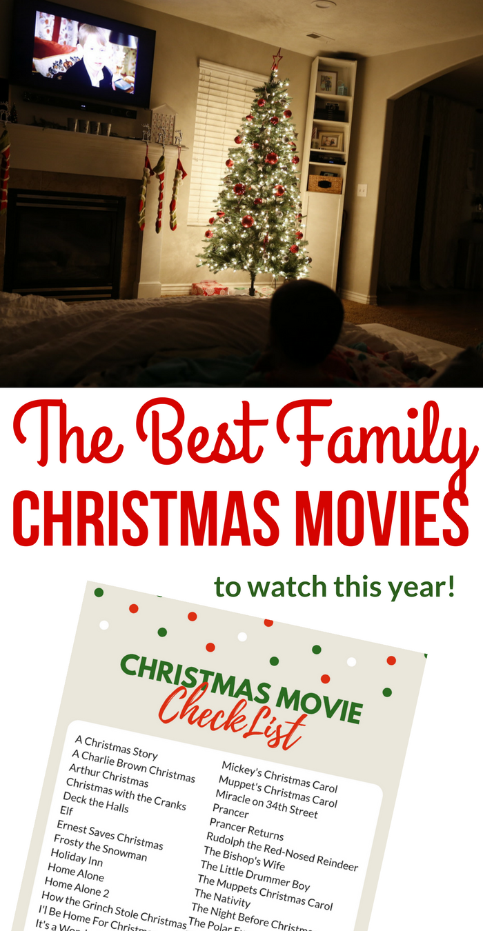 30 Best Christmas Movies For Kids 2020 So Festive Family Christmas Movies Christmas Movies List Christmas Movies