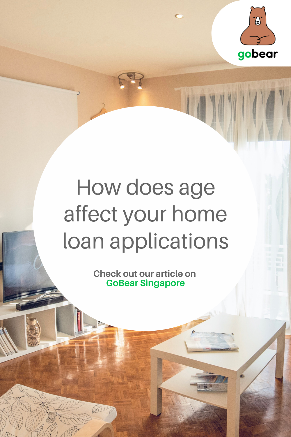 How Does Age Affect Your Home Loan Applications In 2020 Home Loans Loan Application Buying A Condo