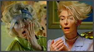 Image result for david bowie tilda swinton