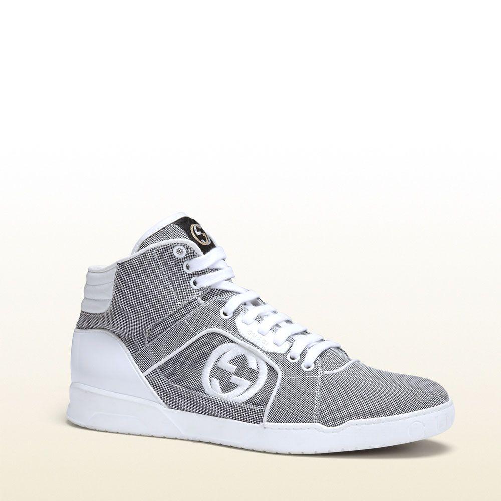 Mes Gris-tops Et Hauts Chaussures De Sport k0uw0