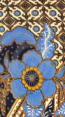 Batik Pattern Indonesia Sejarah Seni Batik Kain