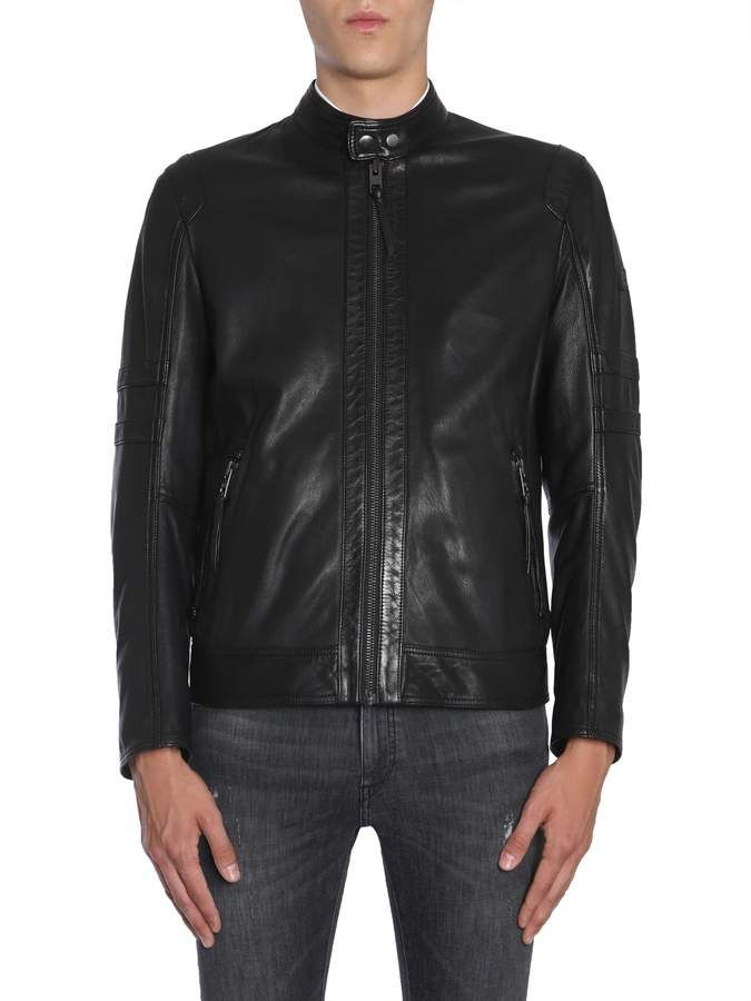 77233018d19 Jaylo Leather Jacket | Products | Leather jacket, Leather, Jackets