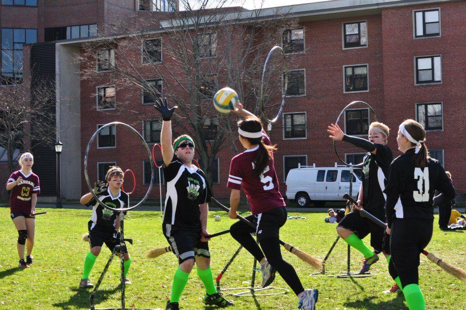 Quidditch Documentary To Showcase British Quidditch Team