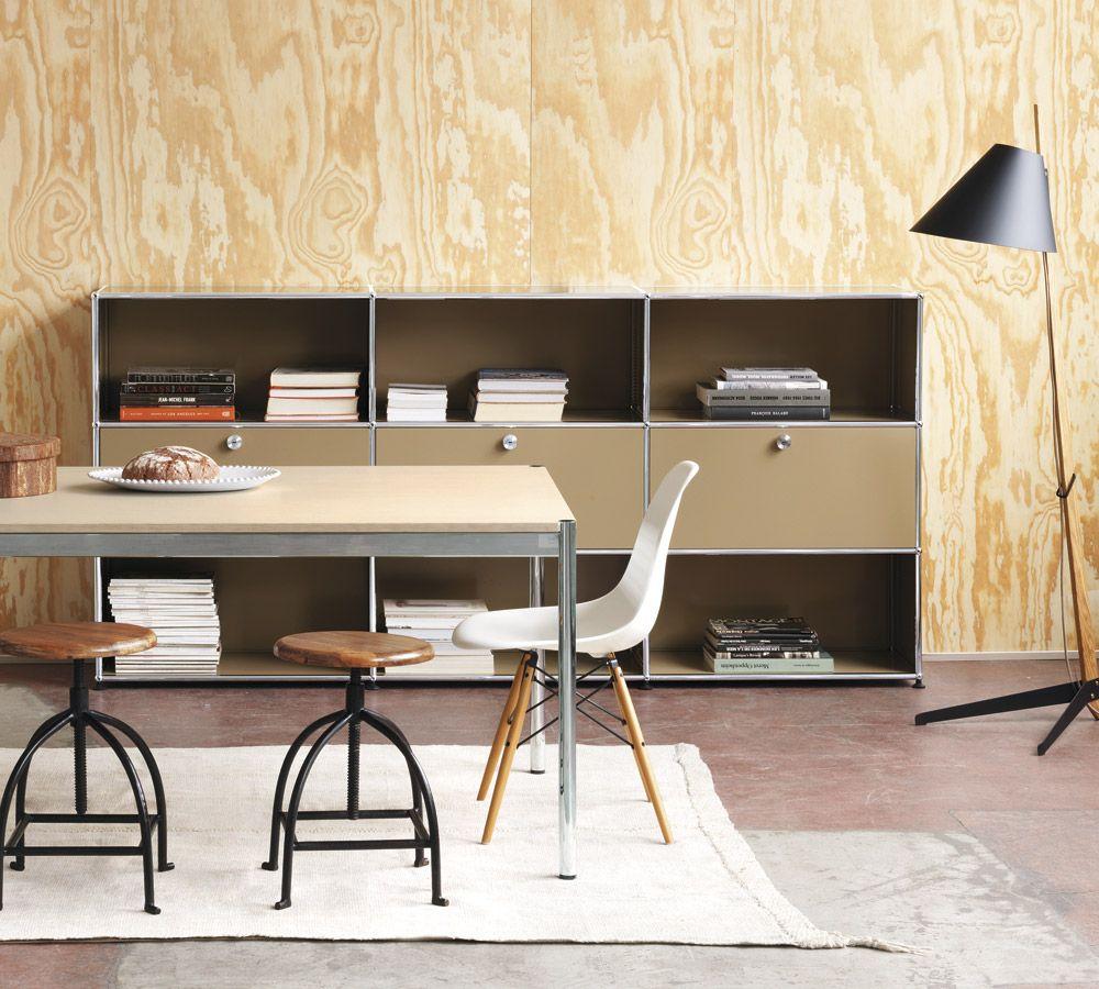 Frei Stehendes Regal Mit Vintage Ruckwand Aus Holz Selber Machen Ikea Regale Schlafzimmer Bild Leiste Wandregal Holz