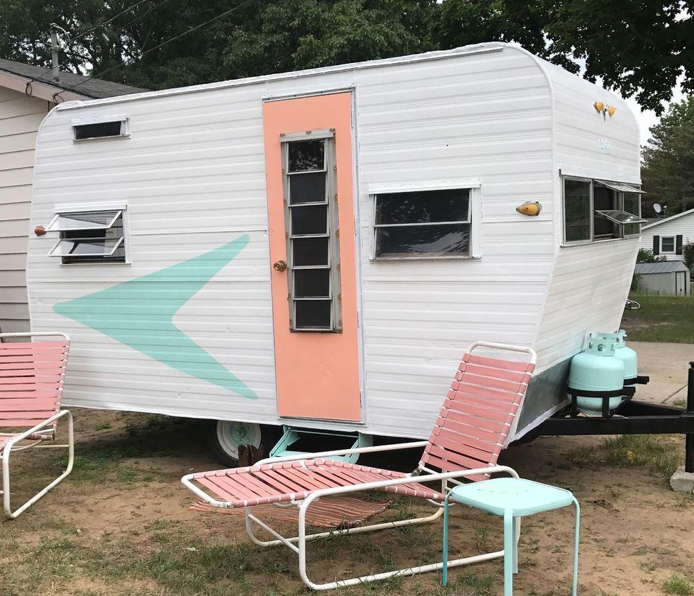 Aluminum Siding Camper Vintage Campers Trailers Vintage Camper Vintage Campers For Sale