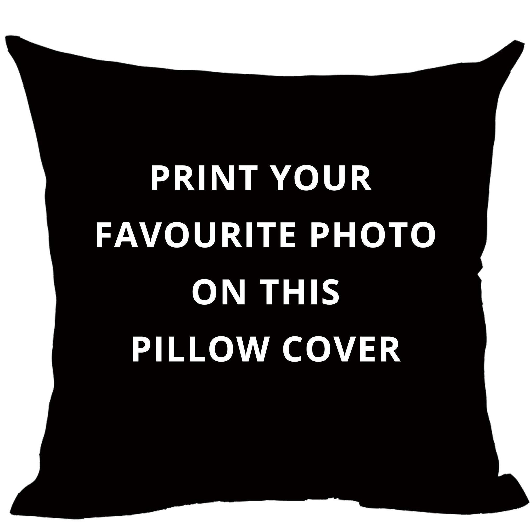 Custom design your pillow case pillow cases custom design and pillows