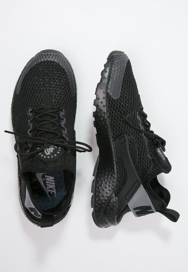 Nike Sportswear AIR HUARACHE RUN ULTRA BR - Trainers - black for £110.00 (19 ac19075b1cbb
