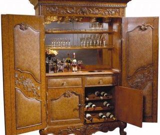 15 Appealing Armoire Liquor Cabinet Image Ideas