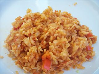 The Farm Girl Recipes: Spanish Rice