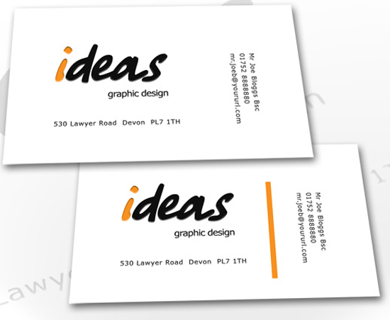Ideas Free Business Card Psd  Inspirations  Designs