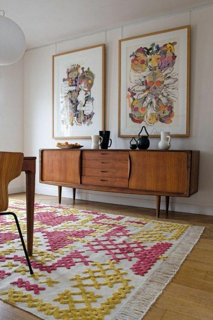 beautiful le meilleur bahut moderne en photos pour vous inspirer with buffet bois massif pas cher. Black Bedroom Furniture Sets. Home Design Ideas