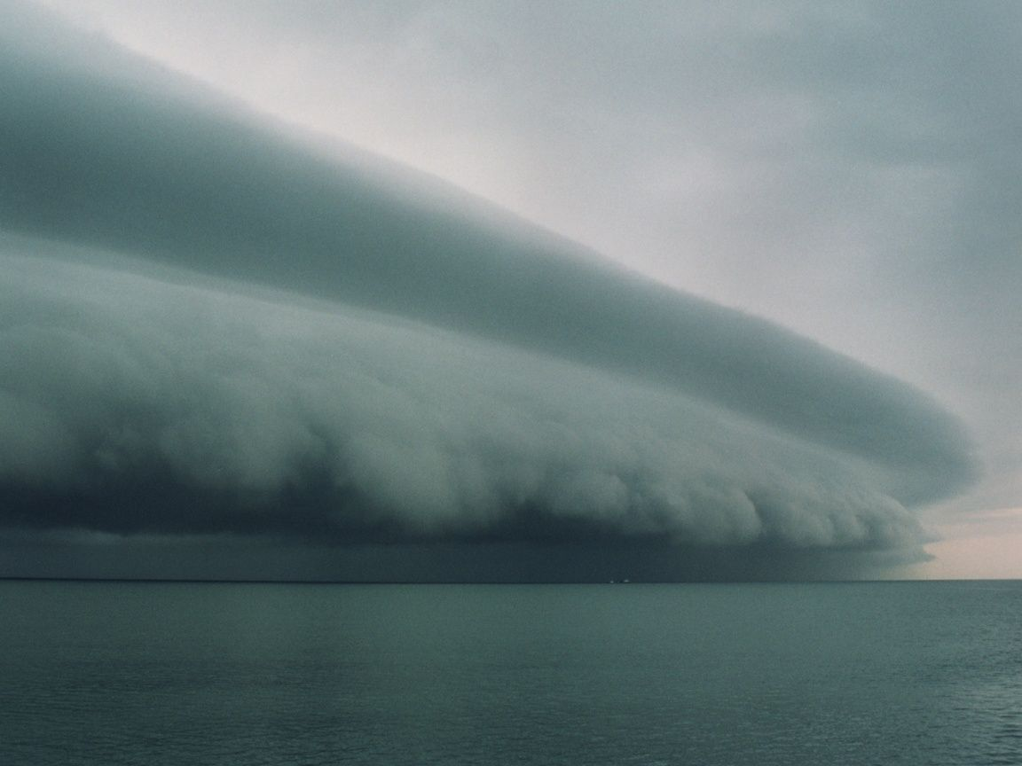 Awesom Storm Front That Darkened >> Storm Front Weather Pinterest Natur And Unheimlich